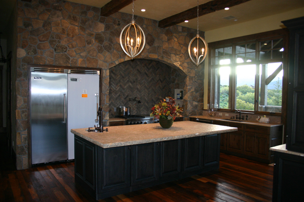 Aspen colorado custom home builders koski construction for Webs custom kitchen
